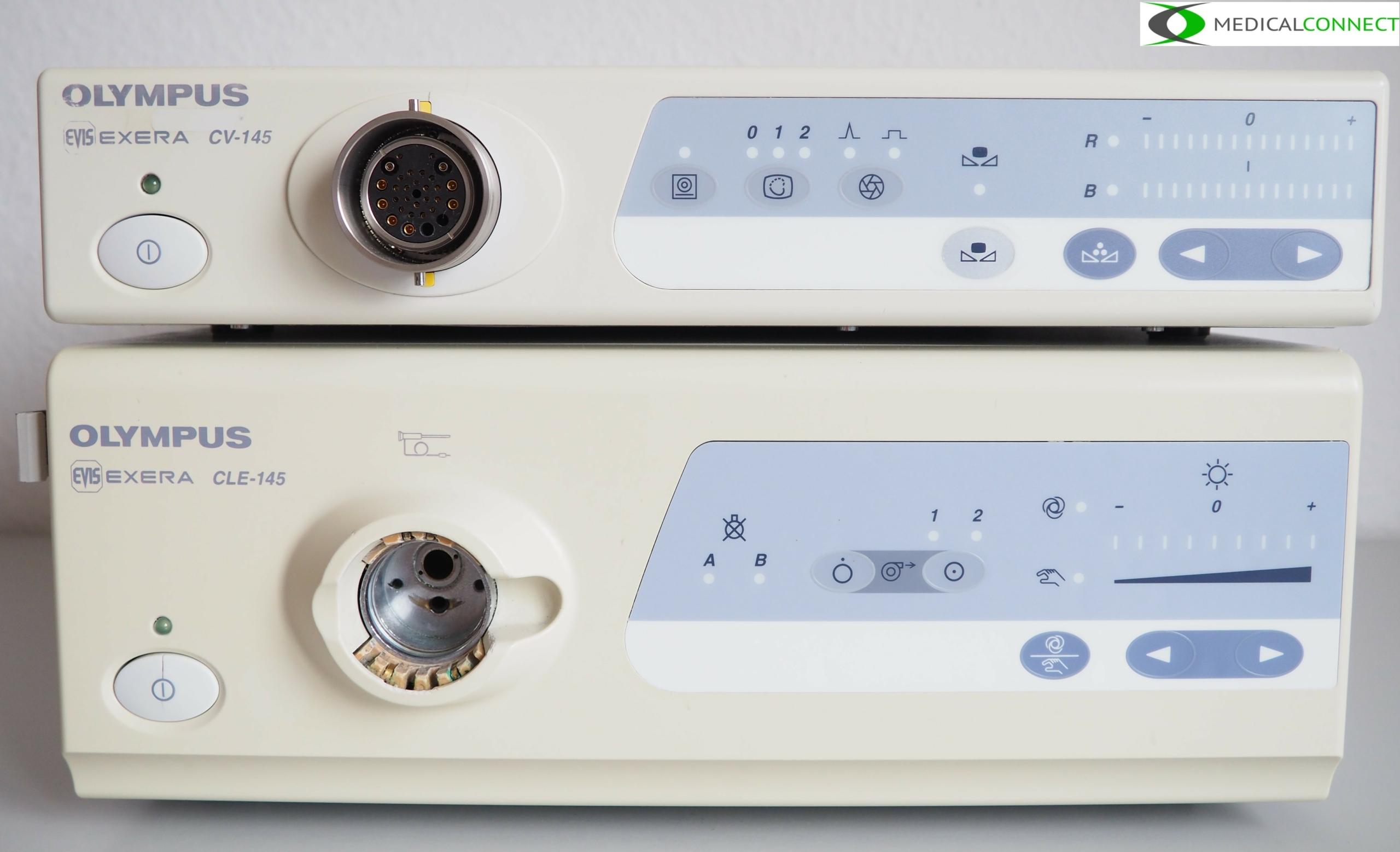 Olympus CV-145 & CLE-145